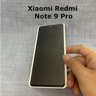 Kính cường lực chống nhìn trộm full màn hình Xiaomi Redmi Note 9 Pro