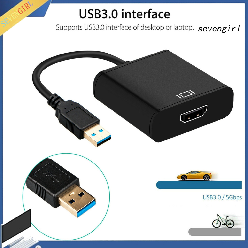 Bộ Chuyển Đổi Hdmi-Compatible Display Adapter Usb 3.0