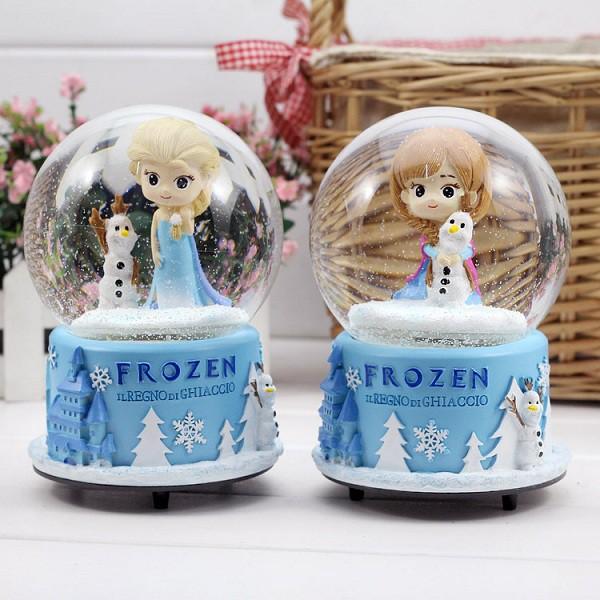 Quà lưu niệm quả cầu tuyết công chúa Elsa - Quà sinh nhật tặng các bé - [ MIỄN PHÍ GÓI QUÀ - TẶNG THIỆP ]