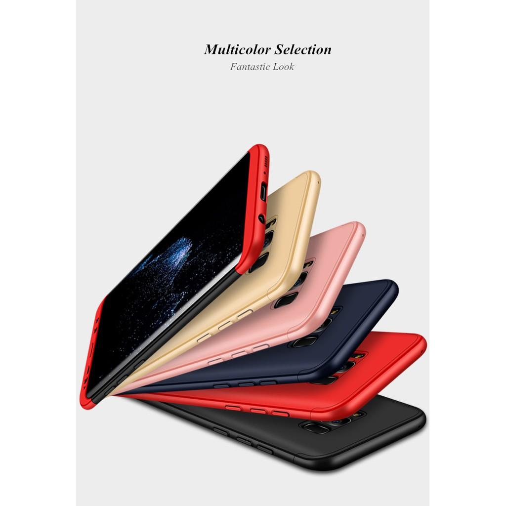 Samsung Galaxy S8 Plus, ốp bảo vệ 360 độ cho điện thoại