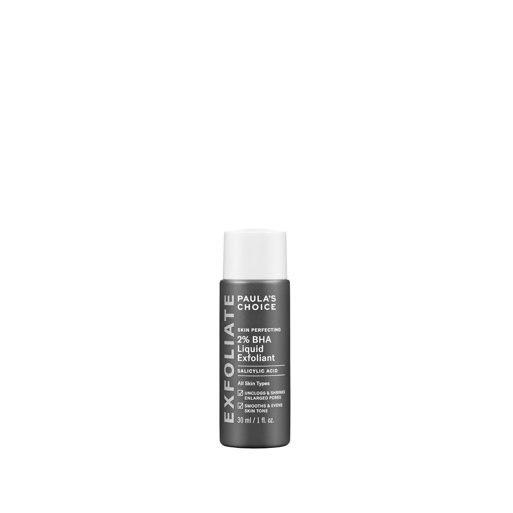 Dung dịch loại bỏ tế bào chết Paula's Choice Skin Perfecting 2% BHA Liquid Exfoliant 30ml Mã 2016