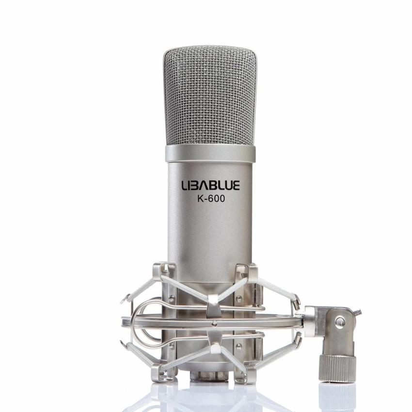 Micro karaoke cho máy tính LibaBlue K-600 - 2642092 , 964473308 , 322_964473308 , 350000 , Micro-karaoke-cho-may-tinh-LibaBlue-K-600-322_964473308 , shopee.vn , Micro karaoke cho máy tính LibaBlue K-600
