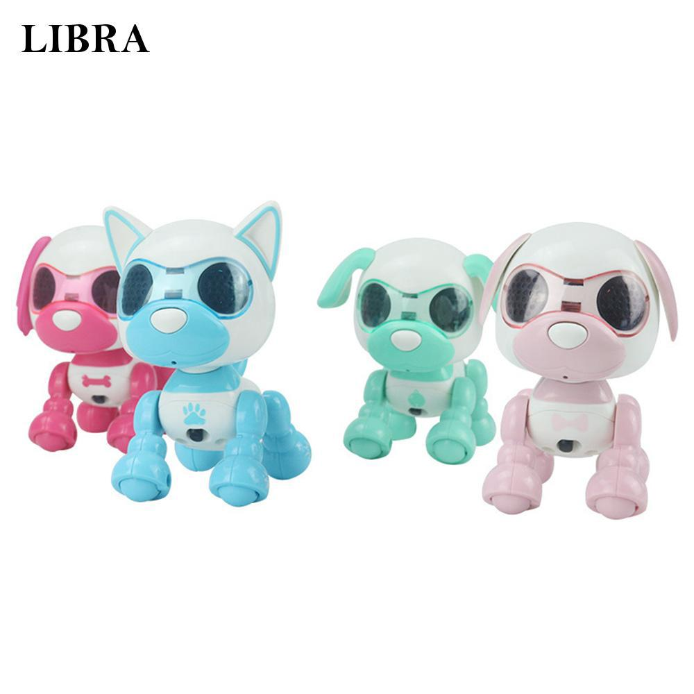 Electronic Pet Dog Smart Playmate Music Light above 3 years old Robot Fantastic