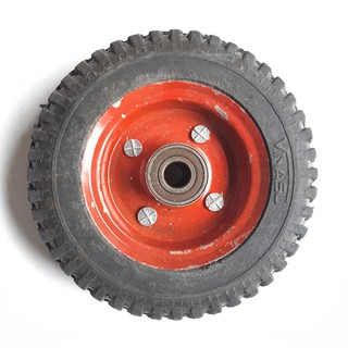 Bánh xe cao su 20cm – MITUHOME – Dùng để thay thế xe đẩy hàng 2 bánh hoặc 4 bánh
