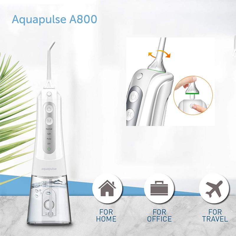 Đầu tăm thay thế máy tăm nước Aquapulse - Dùng cho răng niềng, chỉnh nha