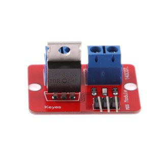 Ready Stock 0-24V Top Mosfet Button IRF520 MOS Driver Module