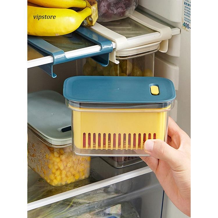 Hộp Nhựa Đựng Thực Phẩm Tươi Mới Cho Nhà Bếp