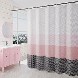 Rèm chống thấm nước nhiều màu sắc dành cho phòng tắm