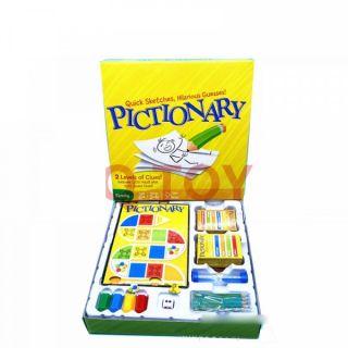 Bộ trò chơi thẻ bài BoardGame PICTIONARY