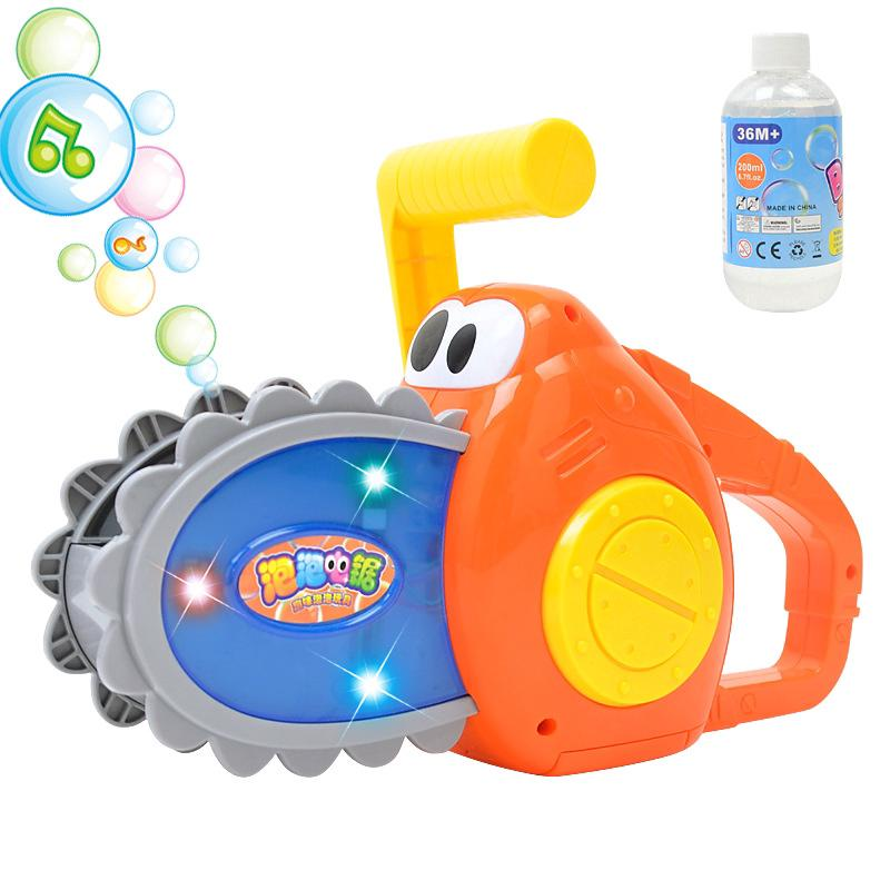 bubble toys, outdoor blowing machine, children's toys