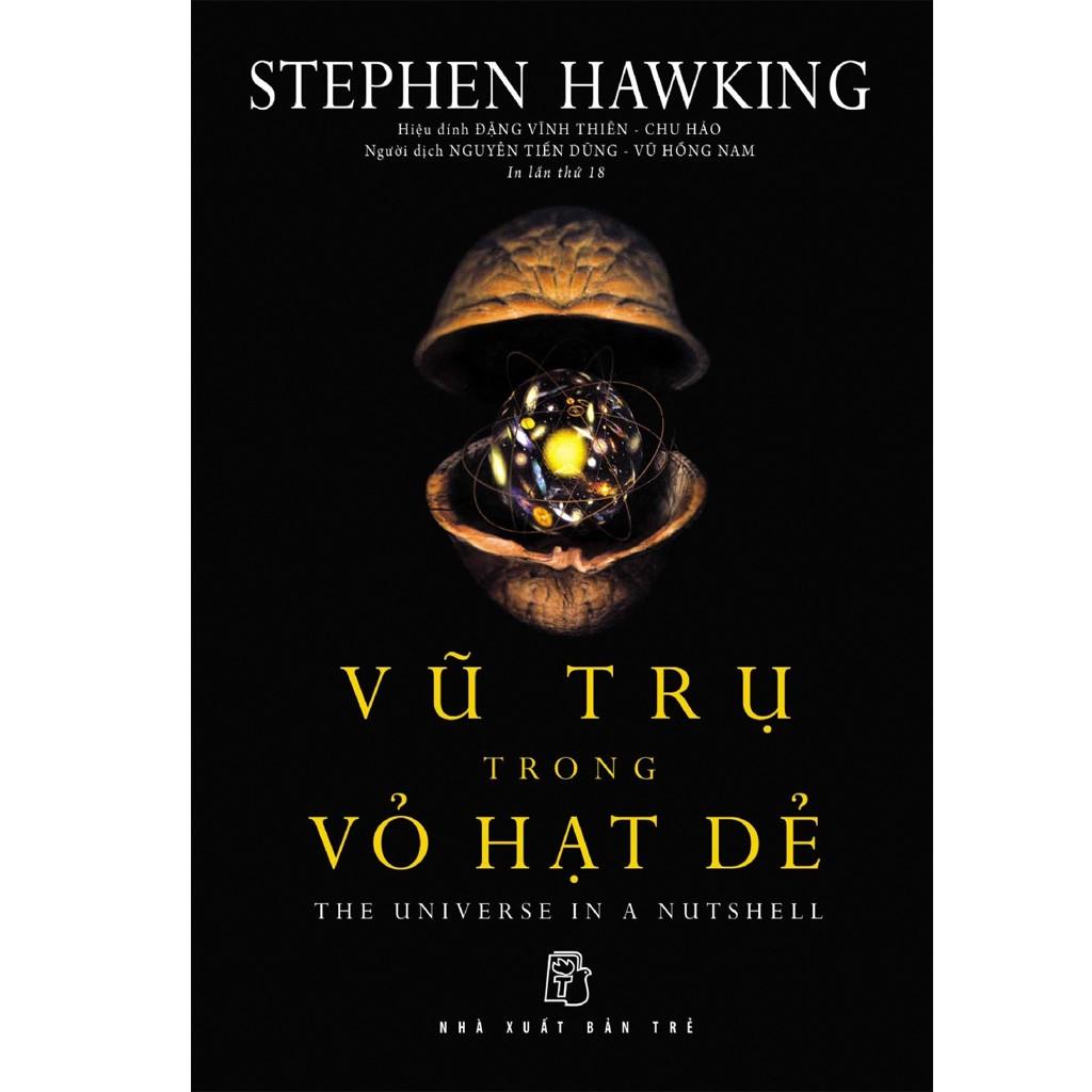Sách: Vũ trụ trong vỏ hạt dẻ
