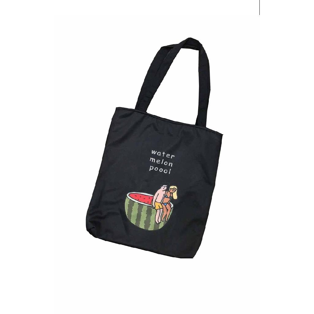 Túi Vải Đeo Vai Tote Bag XinhStore Basic 2020