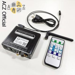 Bộ chuyển đổi optical âm thanh quang học sang AV ra audio có MIC hát và Bluetooth - BH 12 tháng