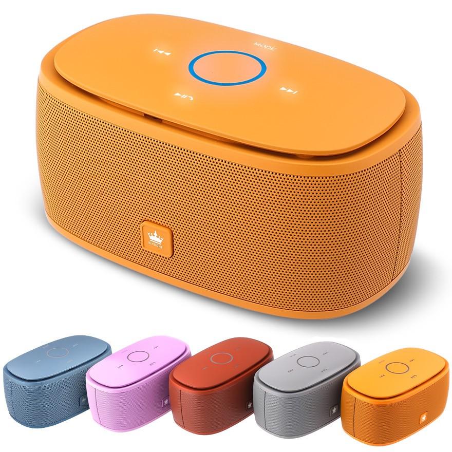 Loa Bluetooth KingOne K5 nút cảm ứng - BH 1 năm chính hãng