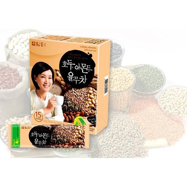 Bột ngũ cốc dinh dưỡng DAMTUH Hàn Quốc 15 gói