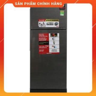 [ FREE SHIP ] SJ-X201ESL Tủ lạnh Sharp Inverter 196 lít