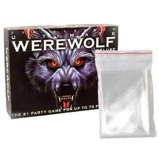 Combo ma sói ultimate deluxe việt hóa + 1 xấp bọc bài (100 bọc)