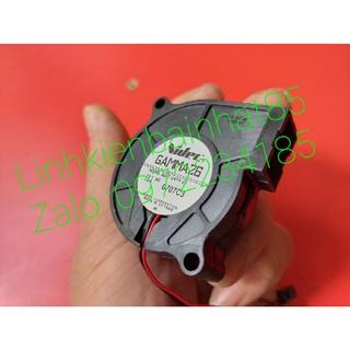 Quạt sò mini cho máy in 3D Nidec 24v tháo máy Nhật. thumbnail
