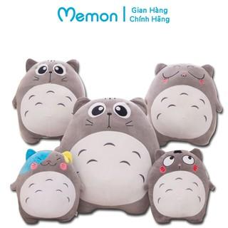 Gấu bông Totoro Biểu Cảm, Shop Memon Cao Cấp