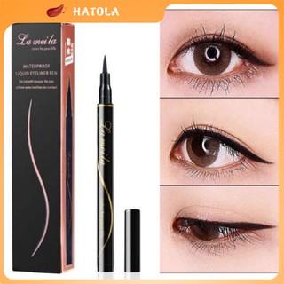 Kẻ mắt Lameila bút dạ kẻ mắt siêu mảnh kẻ viền mắt HT-TL145 thumbnail