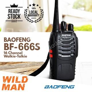 Two Way Radio Baofeng BF666S thumbnail