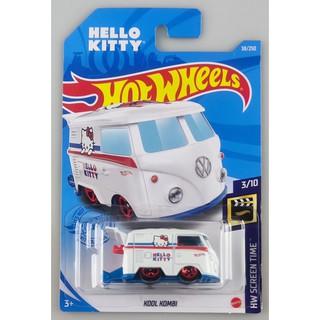 Xe mô hình Hot Wheels Volkswagen Kool Kombi