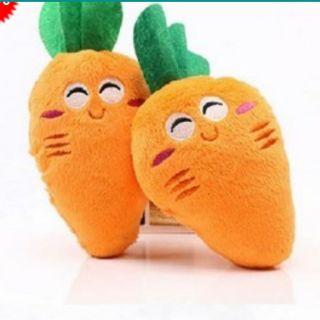 Cà rốt kêu chích chích