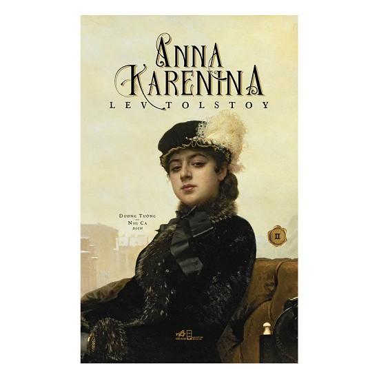 Sách - Anna Karenina (Tập 2)