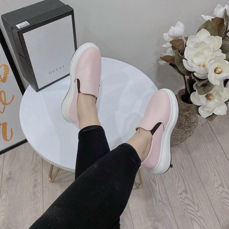Giày SLipon Nữ Đế Độn Siêu Đẹp