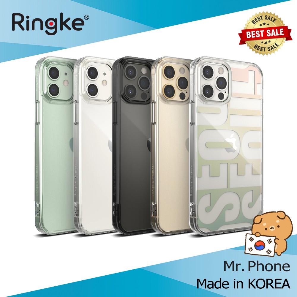 11. Ốp lưng iPhone 12 Pro Max / 12 Pro / 12 / 12 mini Ringke Fusion - Nhập khẩu Hàn Quốc