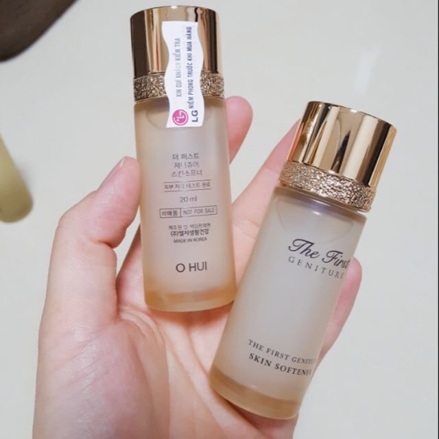Nước Hoa Hồng Ohui The First Skin Softener| -