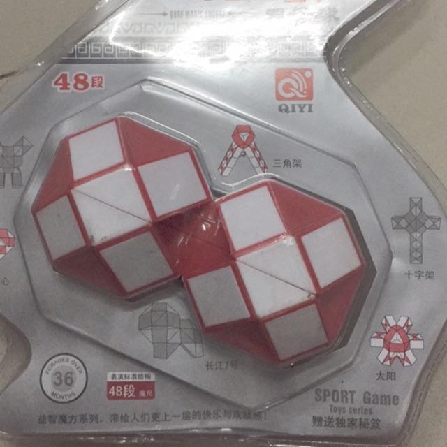 Rubik rắn 48 khúc