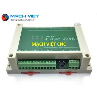 Bộ lập trình PLC FX2N giá tốt chạy ổn định