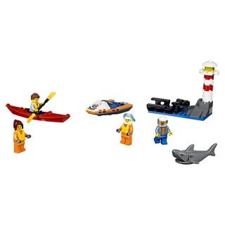 [New/Real] Đồ chơi lắp ráp Lego City chính hãng 60166