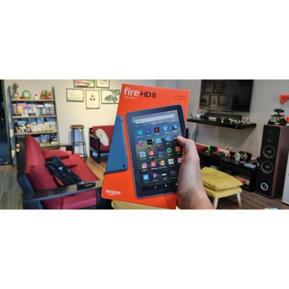 Máy tính bảng Amazon Fire HD 8 32gb With Alexa