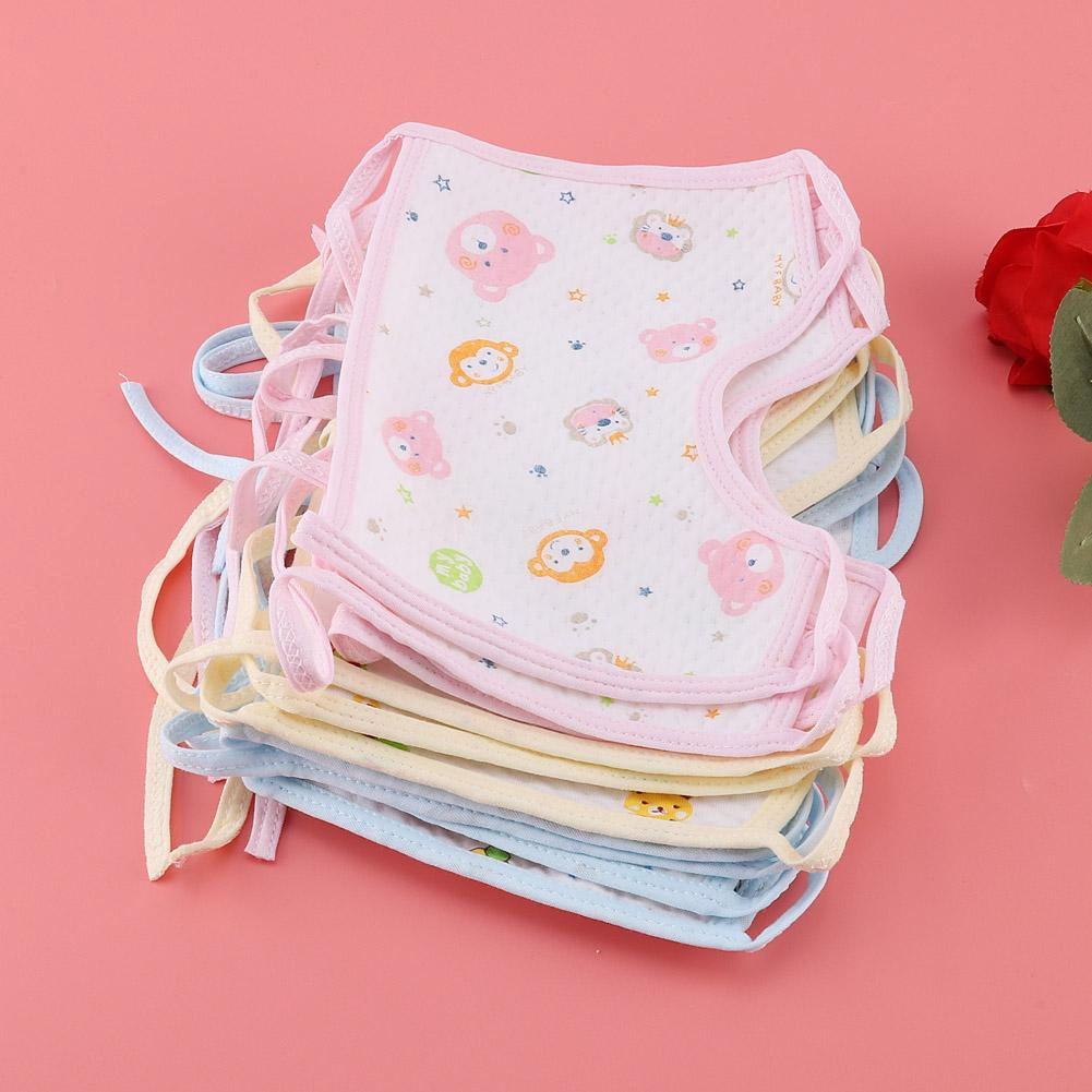 Havasshop Baby Bibs, 10PCS Baby Infant Toddler Fashionable Design Waterproof Bibs Towel Infant Drooling Feeding