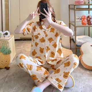 Set Bộ Ngủ Pijama Nhiều Mẫu Siêu Cute -Pochaccohouse