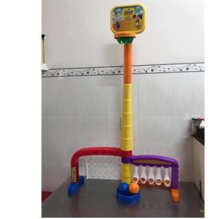Bộ Bowling Đa năng cho bé HKM Abbott Grow