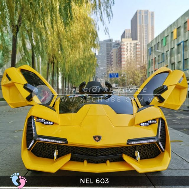 ô tô điện trẻ em Lamborghini NEL-603