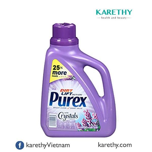 Nước Giặt Purex Lavender Fresh (1,47 Lít)
