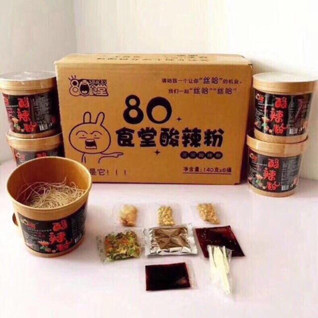 1 thùng miến lạnh Đài Loan siêu hot hit (6 cốc x 140gram) - 2556072 , 1189286296 , 322_1189286296 , 190000 , 1-thung-mien-lanh-Dai-Loan-sieu-hot-hit-6-coc-x-140gram-322_1189286296 , shopee.vn , 1 thùng miến lạnh Đài Loan siêu hot hit (6 cốc x 140gram)