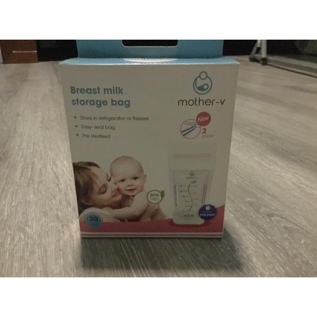 Túi trữ sữa mother