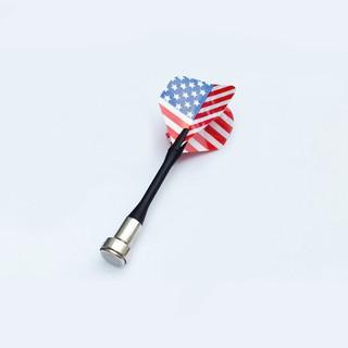 Mũi tên phi tiêu nam châm ngẫu nhiên lá cờ MỸ hoặc ANH dài 10cm - Winz.vn thumbnail