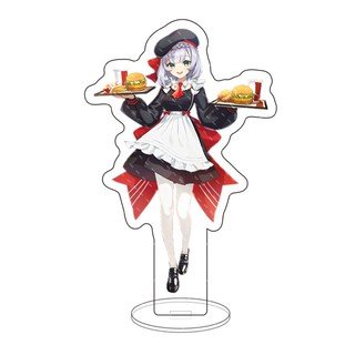 Tượng mica Standee anime Noelle 03- Genshin Impact