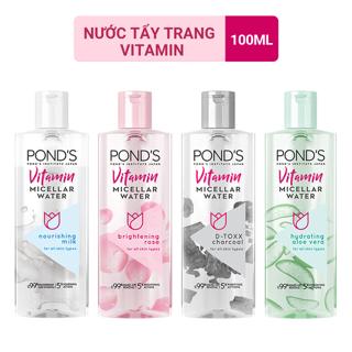 Nước tẩy trang Vitamin Pond s Micellar Water 100ml