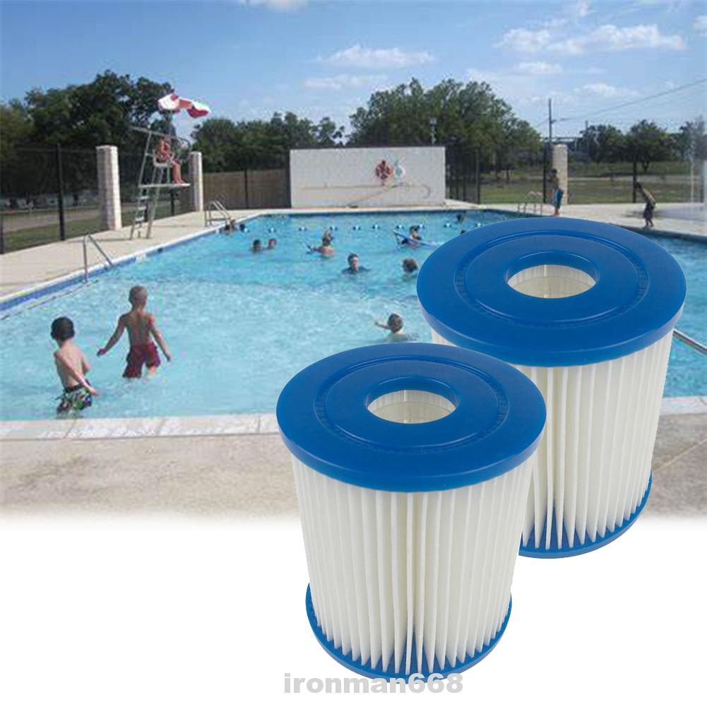 Cleaner Accessories Inflatable Swimming Pool Hot Tub Purifier Filter