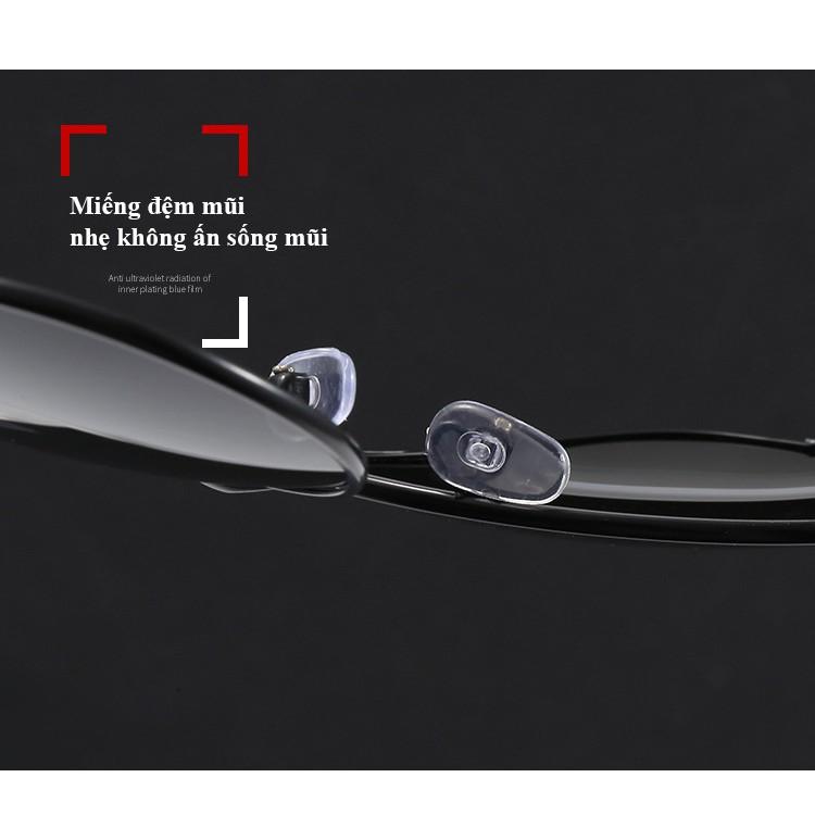 Kính Mát nam M07M 🍀FREE SHIP🍀 kính râm phân cực lái xe phi công nam kiểu dáng thời trang,sành điệu