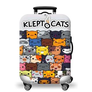 Túi bọc bảo vệ vali- Nhiều mèo thumbnail