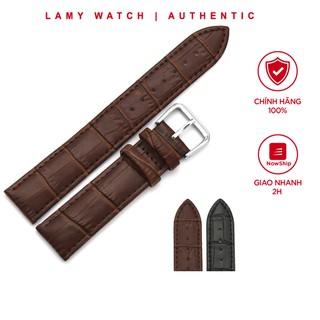 Dây Da đồng hồ SENARO Nhật Bản chính hãng - LAMY WATCH thumbnail