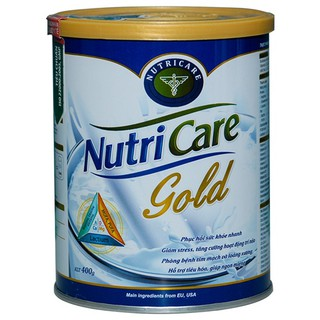 Sữa Nutricare Gold Loại 900g dinh duong phuc hoi suc khoe date mới 2022